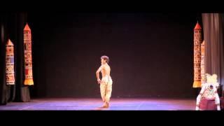 Gambar cover ODISSI. Danza Clasica de la India. Arun Kumar Pradhan-Anandini Dasi.