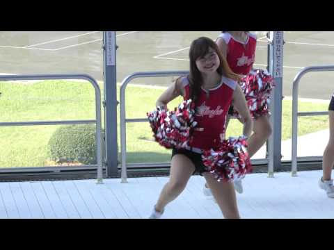"Japanese professional basketball cheer squad""Star Jets"""