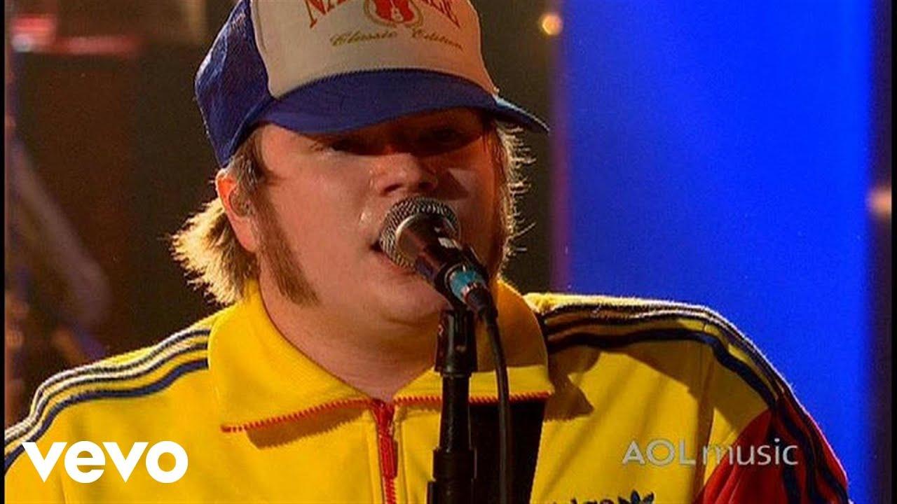 Fall Out Boy - Sugar, We're Goin Down (AOL Music Live)