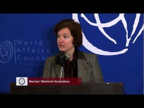 U.S. Foreign Policy in 2013 and Beyond - Susan Glasser - Full Version