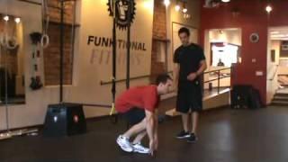 Single Leg Squat & Hop