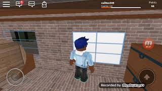 Playing with sacorp and corpo347 Roblox😛