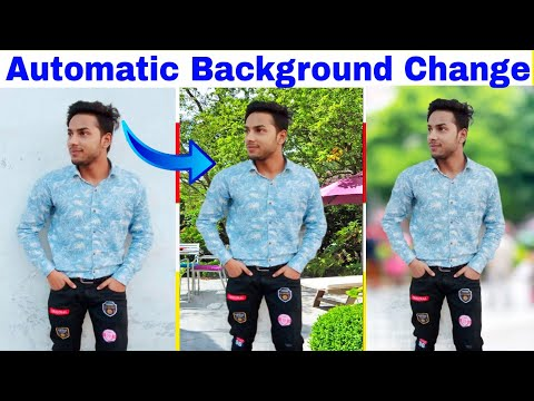 Download How To Change Photo Background Without Any App