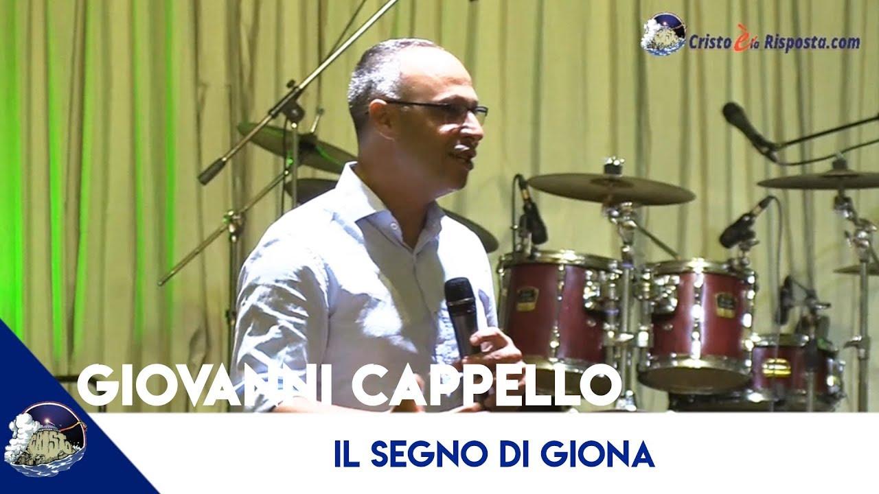 migliori marche stile distintivo consegna gratuita IL SEGNO DI GIONA - Giovanni Cappello - Torino (TO) 02-09-2019