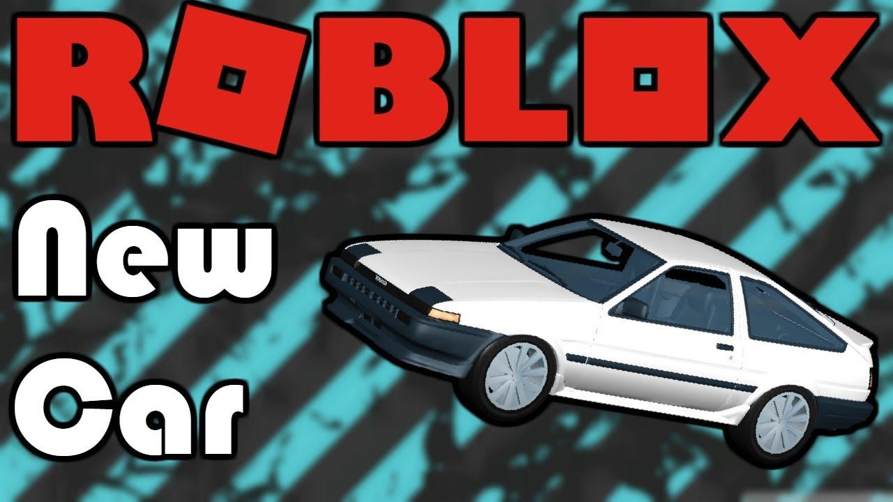 Roblox Horizon The New Toyota Ae86 Youtube