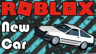 Roblox Horizon | The new Toyota AE86