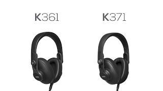 AKG K361 & K371 Studiokopfhörer