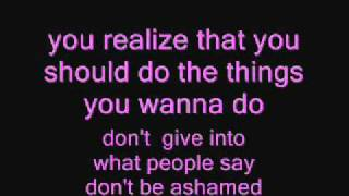ADEMA - The Way You Like It Lyrics YouTube Videos