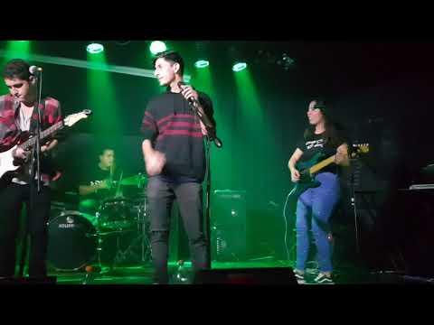 Raheem Rock en el live Club La Plata parte II 5 de mayo 2018