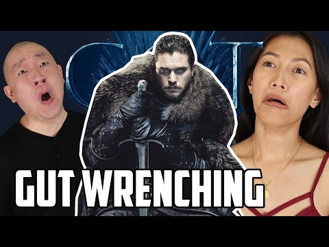 We're Crying! Game Of Thrones - Jenny Of Oldstones Song Reaction | Florence + Machine Got Us Sobbing