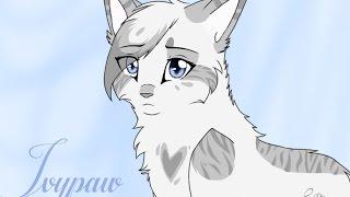 Коты воители- Искра(Заказ с канала- Vikki Vik LPS)