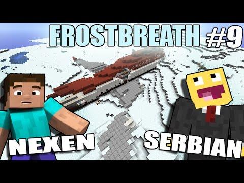Nexen i Serbian Igraju FrostBreath Minecraft Mapu #9