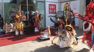 인디언 축제음악