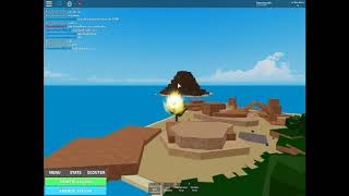 we play with friends in roblox (dragon ball rage)