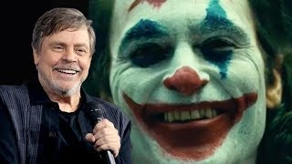 Mark Hamill PRAISES Joker and Joaquin Phoenix