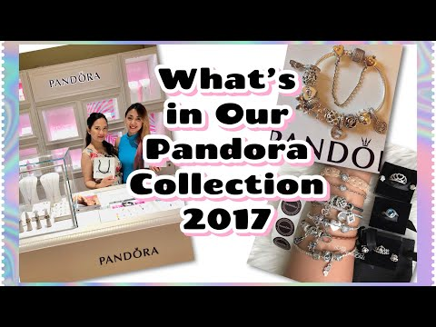 Pandora Rings, Charms, Bracelets Hauls, Unboxing, Try-On|What's in My Pandora|Our Pandora Story