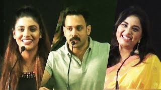Bharath about his Lady Getup in Pottu