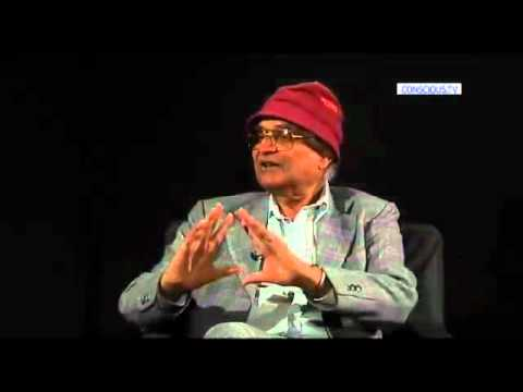 Dr Amit Goswami - 'Consciousness, Quantum Physics and Being Human' - by Iain McNay