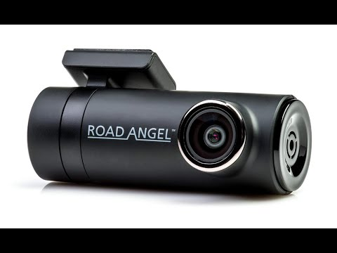 Unboxing Of The Road Angel Halo Drive Dash Camera By Car Audio Centre