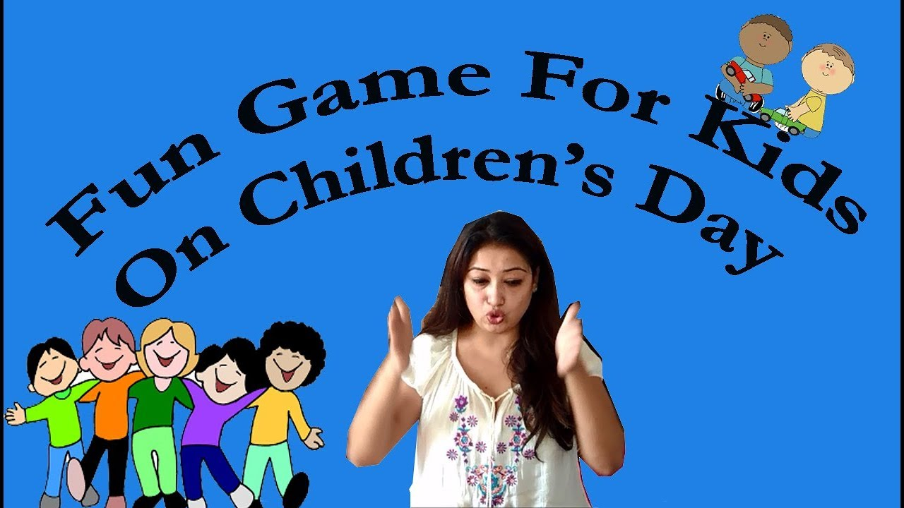several games days kids for