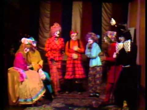 THE DAY THE CLOWNS CRIED BY DIANE PURDY THERIAULT ACT ONE