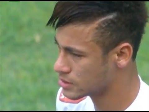 Ultimo jogo de NEYMAR como jogador do Santos FC - Flamengo 0x0 Santos - Brasileirão 2013