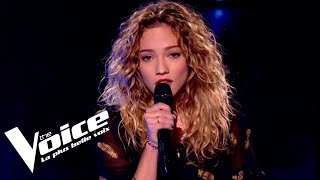 France Gall (Si maman si)   Rébécca   The Voice France 2018   Auditions Finales