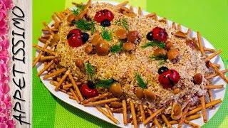 Салат Лесная поляна / Salad Forest Glade