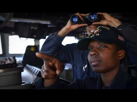 U.S. Navy News Today November 17, 2017 - CNO TO FLEET BE READY TO EARN TITLE OF BEST NAVY IN WORLD