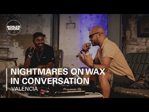 Nightmares on Wax in conversation   Boiler Room x Ballantine's True Music Valencia