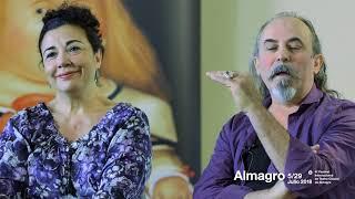 Baixar Eva del Palacio y Fernando Bueno sobre 'De fuera vendrá...' y Almagro #Almagro41