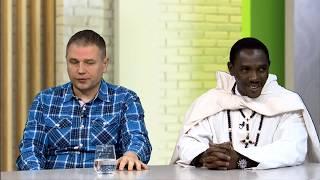 R. MALINOWSKI, O. JEAN DE BIE BUKURU (FUNDACJA HAART KENIA) - POMÓŻ AFRYCE !