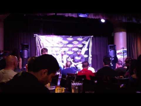 50 Cent Be My Bitch at 106 KMEL Listening Party