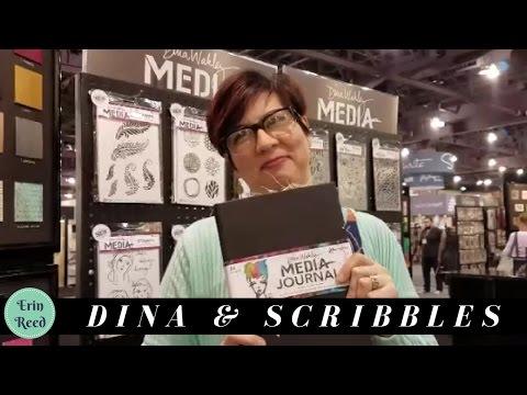 Dina & Journals & Scribbles!