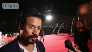 بالفيديو: أحمد داود سبب ترشيحي لمسلسل سجن النسا هو دوري في فيلم يوم للستات