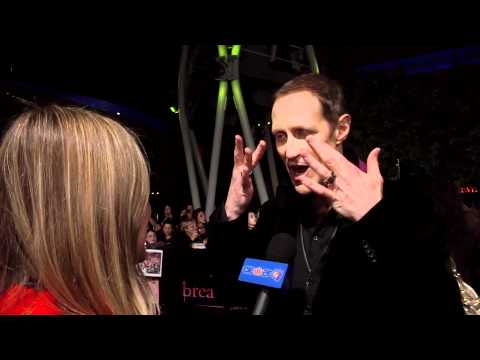 Christopher Heyerdahl Talks Volturi At 'Breaking Dawn Part 1' World Premiere