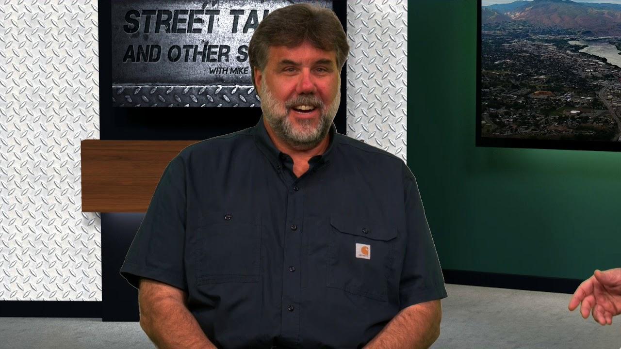 Street Talk & Other Stuff-Vern Smith