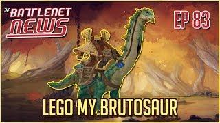 LEGO My Brutosaur | Battlenet News Ep 83