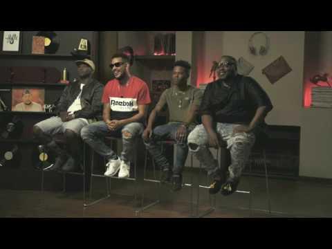 Flex Rabanyan disses Joshua The IAm The Hustle Season 2 S2 Vuzu