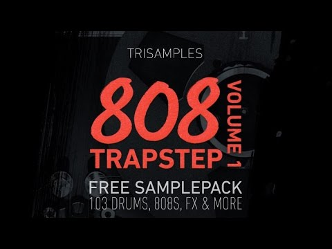 LMMS - Trapstep sample pack test - YouTube