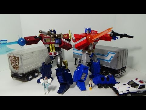 MASTERPIECE OPTIMUS PRIME YEAR OF THE HORSE EDITION mp 10 G1