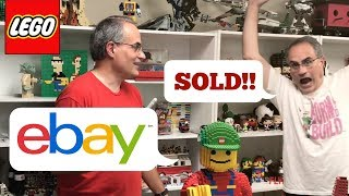 TOP 15 STUPID LEGO EBAY SOLD LISTINGS
