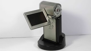 Sony Handycam HDR-TG1:  Review and Test