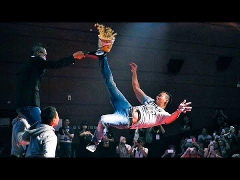 Tony Jaa Breaks World's  Highest Kick Guinness Record?