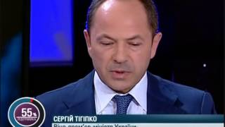 Глазьев объясняет Тигипко, почему после ЗСТ с ЕС в ТС не вступить