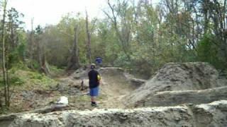beach n peach trails jam HNB hemnasty bmx jacksonville florida