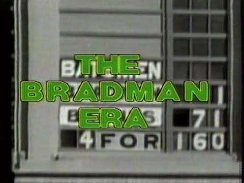 'The Bradman Era' (Rare 1983 documentary with Bill O'Reilly)