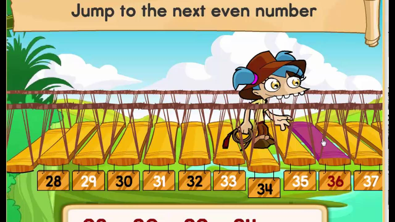 Bbc Bitesize Games Number Sequence 2016 Full Gameplay