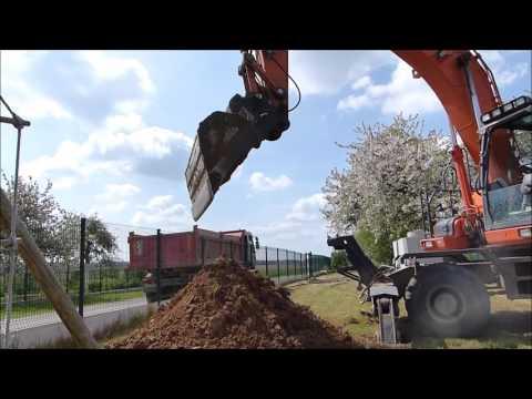 travaux publics : assainissement 2017 - Tony Brunel