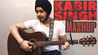 Download song Kabir Singh Mashup(Live unplugged)| Mere Sohneya, Tera Ban, Pehla pyaar, Kaise Hua| Acoustic Singh